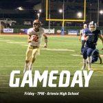 Varsity Football at Artesia High School – 7pm