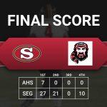 Boys Varsity Football beats Artesia 58 – 7