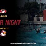 Water Polo Senior Night – Tuesday, 3:15pm