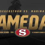Varsity Football vs. Marina – Friday, 7PM at Westminster HS