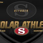 October Scholar Athletes of the Month