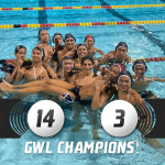 Boys Water Polo – GWL Champs!
