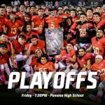 CIF Football at Pomona HS on Friday Night!
