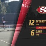 Girls Tennis defeats Gahr, 12-6