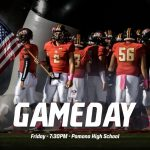 CIF Football – Jags at Pomona – 7:30pm