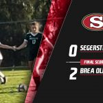 Girls Varsity Soccer falls to Brea Olinda 2 – 0