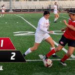 Girls Varsity Soccer beats Savanna 2 – 1