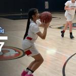 Girls Varsity Basketball beats Western 73 – 37