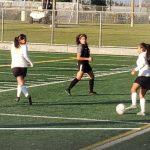 Girls Varsity Soccer ties Godinez 1 – 1
