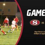 Boys Soccer vs. Godinez – 5pm at Jaguar Stadium