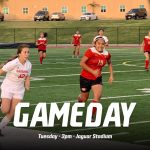 Girls Soccer vs. Westminster Today at 3PM!