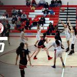 Girls Varsity Basketball falls to Garden Grove 40 – 37
