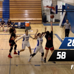Girls Varsity Basketball beats Western 58 – 28