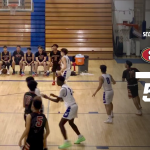 Boys Varsity Basketball falls to Western 59 – 58