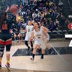 Girls Varsity Basketball beats Godinez 41 – 33