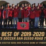 Best of 2019-2020 #9 – Boys Soccer San Diego Road Trip