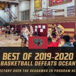 Best of 2019-2020 #11 – Boys Basketball Defeats Ocean View 35-32
