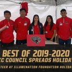 Best of 2019-2020 #16 – Athletic Council Spreads Holiday Cheer