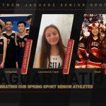 Spring Senior Spotlight #7 – Jason Faulkner, Brianna Padilla, Stephanie Estrada
