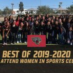 Best of 2019-2020 #19 – Lady Jags Attend 20th Annual Women in Sports Celebration
