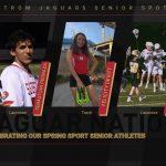 Spring Senior Spotlight #12 – Sebastian Pedraza, Felicity Devitt, Jacob Garcia