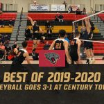 Best of 2019-2020 #22 – Boys Volleyball goes 3-1 at Century Tournament