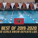 Best of 2019-2020 #23 – Boys and Girls Swim Defeats Los Amigos