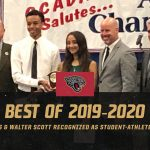 Best of 2019-2020 #25 – Viviana Cabezas and Walter Scott recognized as Athletes of Character