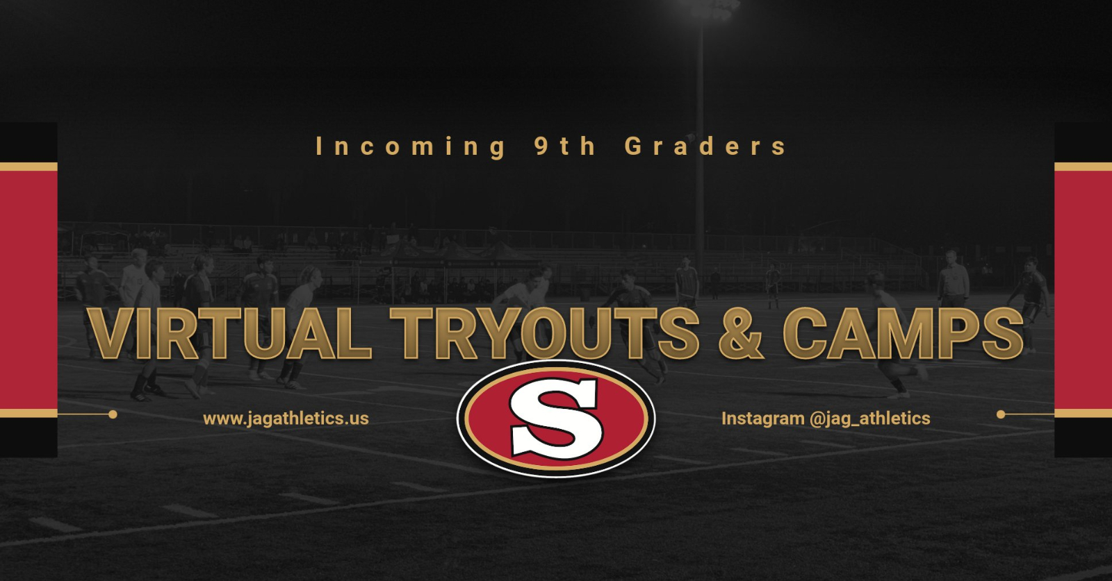 Incoming 9th Grade Virtual Camp and Tryout Information