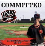Zander Bretza Commits to UNLV
