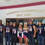 PCHS Students Visit Allgood Elementary
