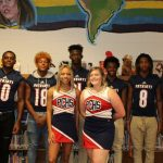 PCHS Students Visit Poole Elementary