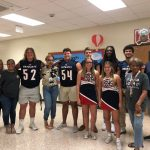 PCHS Students Visit Dallas Elementary