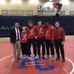 Congrats Senior Wrestlers