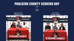 Paulding County Signing Day