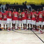 North Point High School Boys Varsity Basketball beat Huntingtown High School 56-51