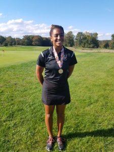 Bailey Davis – State Champion Golfer