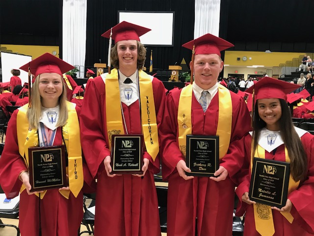 Senior Athletes and Scholar Athletes of the Year Announced