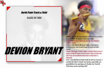 Class of 2020- Devion Bryant, Track & Field