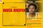 Class of 2020- Davia Jenifer, Track & Field