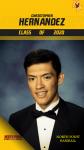 Class of 2020- Christopher Hernandez, Baseball