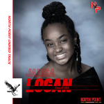 Class of 2020- Jalisa Logan, Unified Track