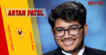 Class of 2020- Aryan Patel, Tennis