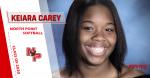 Class of 2020- Keiara Carey, Softball