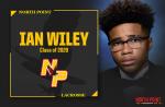 Class of 2020- Ian Wiley, Lacrosse