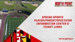 Spring Sports Protocols & Ticket Information