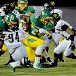 Summerville High School Varsity Football beat Goose Creek High School 21-0