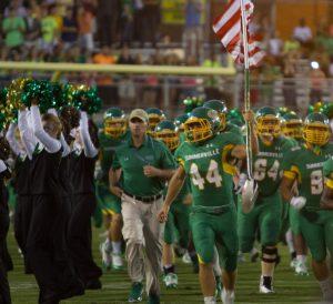SHS vs. West Ashley 09-25-15 Highlights
