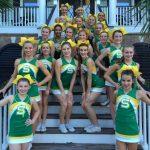 Green Wave Cheerleading Coaching Staff