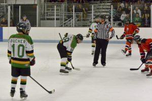 Summerville Varsity Hockey goes to 2-0 with a win over Wando